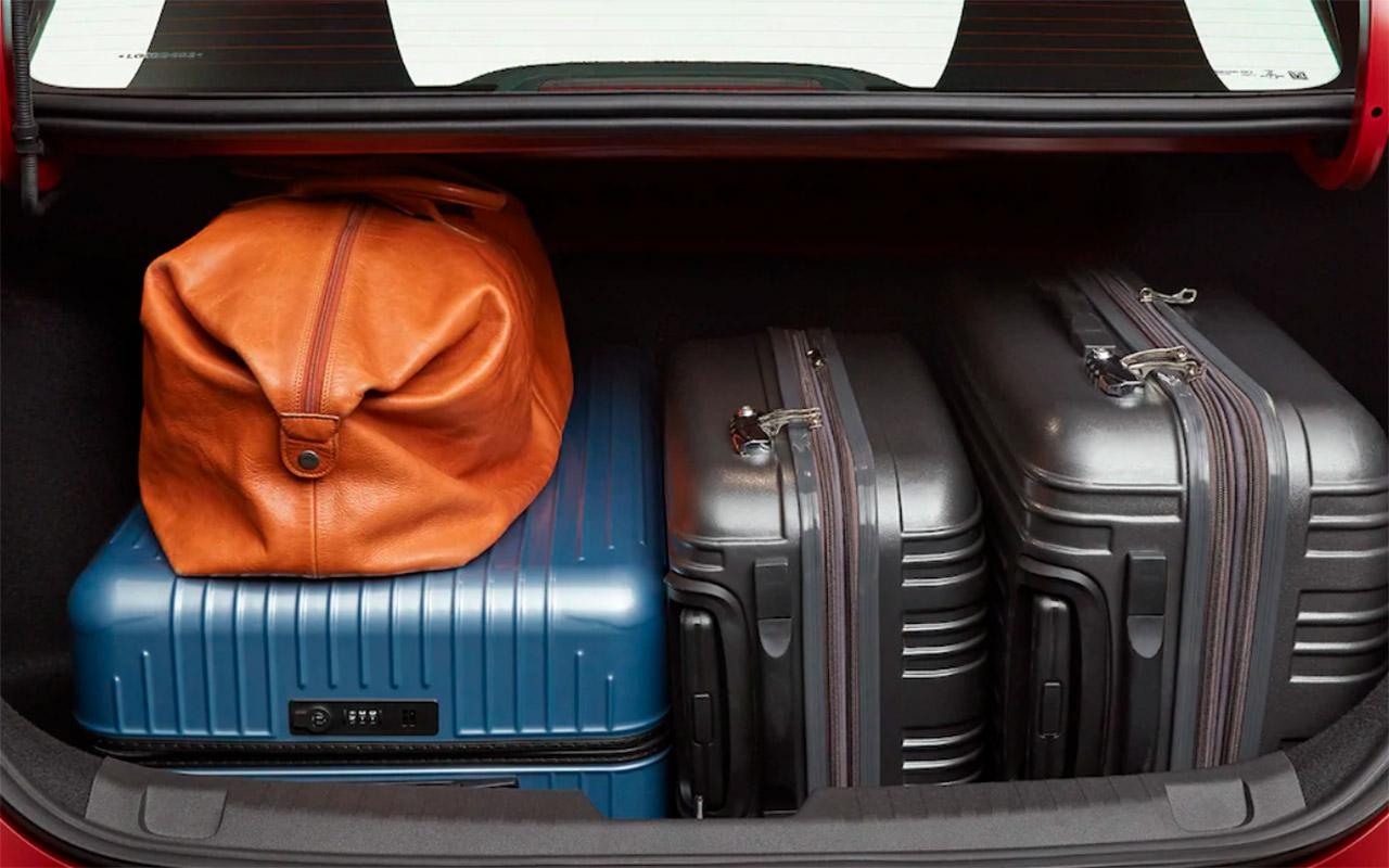 Onix Plus bagageiro